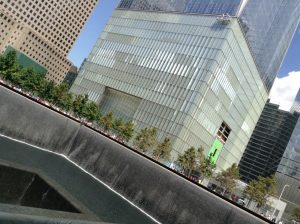9/11 Memorial NYC, USA | © 2014 Hubert Zimmermann