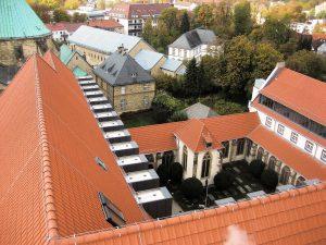 Roof EGV Paderborn, DEU | © 2007 Hubert Zimmermann